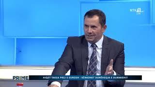 RTK Prime - Hiqet taksa prej 5 eurosh - Kërkohet dorëheqja e Durmishit 22.07.2021