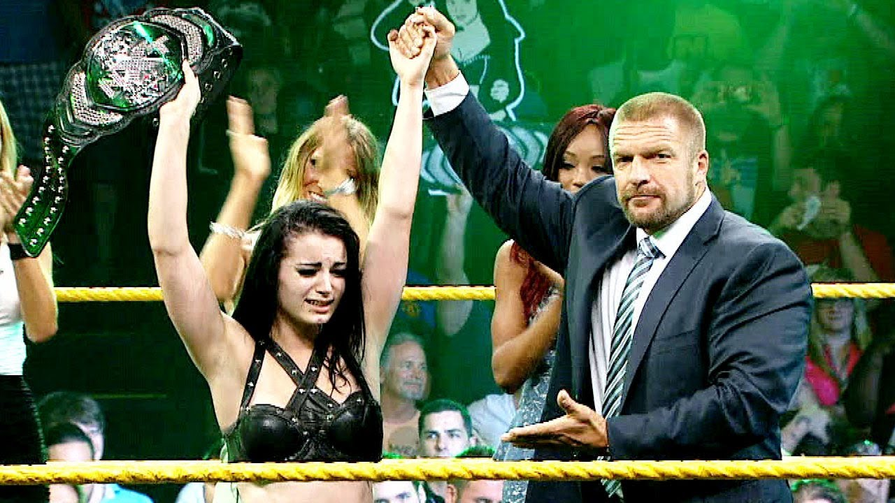 Paige Reveals How She Almost Missed Out On Competing For The Inaugural NXT Women's Title