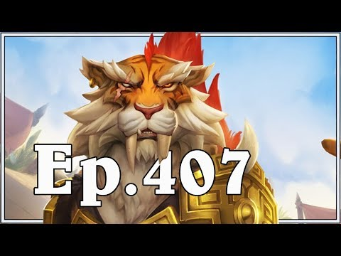 Funny And Lucky Moments - Hearthstone - Ep. 407