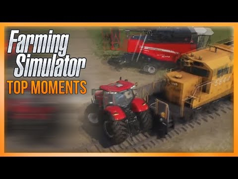 Farming Simulator: Top Moments!