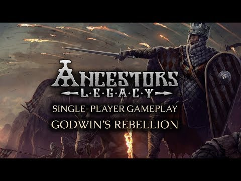 Ancestors Legacy - New Official gameplay footage [Anglo Saxons Campaign] thumbnail