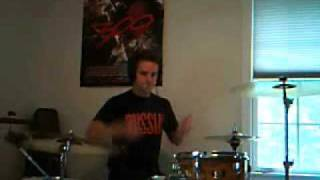 Every Time I Die - Gloom And How It Gets That Way Drum Cover