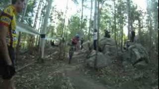 preview picture of video 'MTB XCO Trinidad 2011.3º Fecha.Junior, Élite,Master,A Final Parte 1'