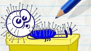 Pencilmate Gets Bad Service! -in- DON