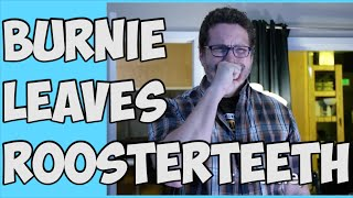Burnie Burns leaves RoosterTeeth