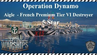 World Of Warships Operation Dynamo Aigle
