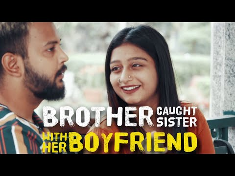 Brother Caught Sister With Her Boyfriend - ODF