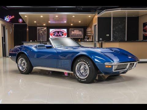 Video of '71 Corvette - LTUD
