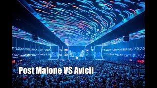 Post Malone - I Fall Apart (Avicii and Alesso Remix) - Tomorrowland 2018