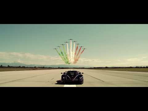 Epic Pagani Zonda Tricolore Promo Video