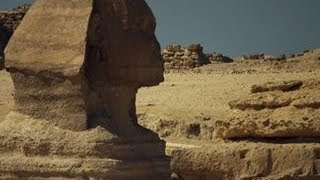 Great Sphinx of Giza - Head