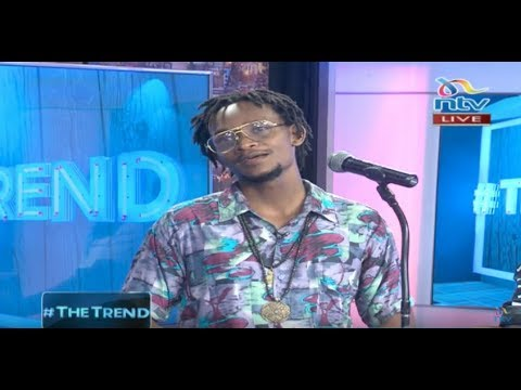 For the love of music: Mwachari quit his job to pursue music - Full interview #theTrend