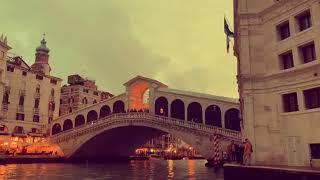 Осень. Бродский. Венеция.