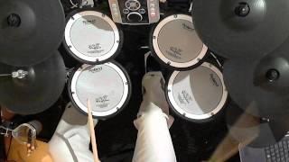 Yael Naim - Yashanti - Drum cover