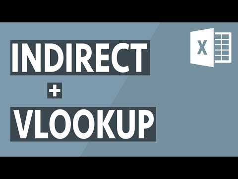 Download Excel Indirect Function Lookup Values In Different