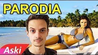 FABIO ROVAZZI - ANDIAMO A COMANDARE (PARODIA) - Manuel Aski