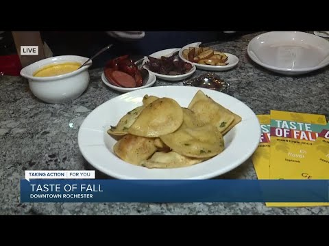 Detroit Taste Of Fall