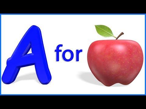 ABCD Nursery Rhyme | English Alphabet Rhyme | Alphabet Songs | Nursery Rhymes | ABC Cartoon Song