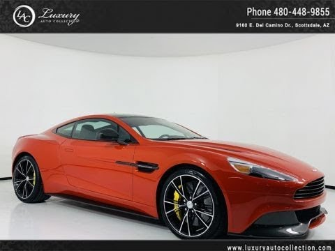 Pre-Owned 2014 Aston Martin Vanquish Coupe