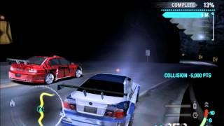 Need For Speed Carbon Razor Vs Boss Nr 1 Kenji Hd