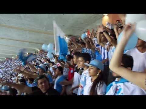 """""""Banda Alma Celeste - Vamos pra cima Papão!"""" Barra: Alma Celeste • Club: Paysandu"""