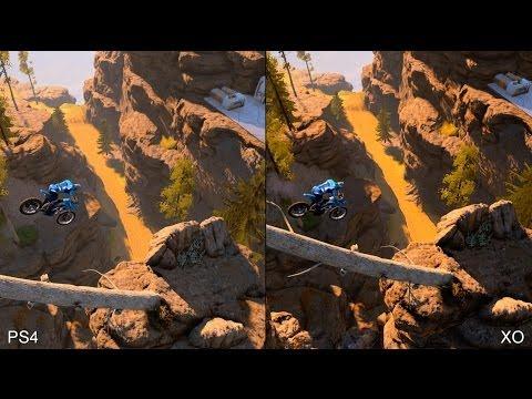 Srovnání verzí u Trials Fusion