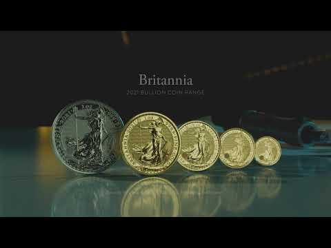 Britannia Bullion 2021