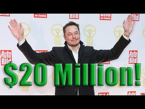 Tesla Elon Musk Makes The Most Expensive Tweet In The World