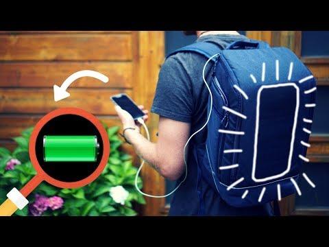 Was taugt ein Solarpanel-Rucksack? | Fair Fashion & Lifestyle | rethinknation