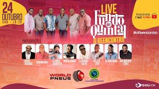 Live do Fundo de Quintal - O Reencontro | #EmCasa e #Comigo