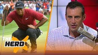 Doug Gottlieb on the 2018 PGA Championship: 'Tiger won yesterday' | GOLF | THE HERD