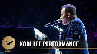 """Kodi Lee - """"A Song for You"""" (Leon Russel Cover): LIVE from the 18th Unforgettable Gala 2019"""
