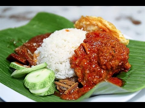 CHICKEN RENDANG - An Indonesian/Malaysian/Singaporean Dish (EP 22)