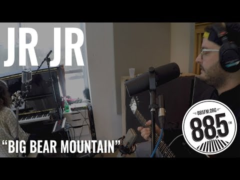 Jr Jr Big Bear Mountain