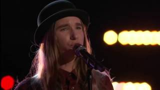 The Voice 2015 Joshua Davis and Sawyer Fredericks Drift Away