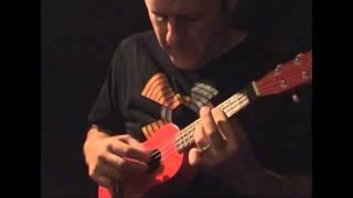 Spanish Farruca on Ukulele performed by Paul Mansell