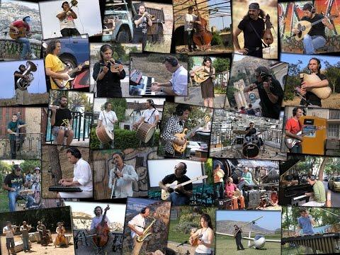 Erotokritos - English Subtitles - 77 Artists Sings one Marvelous Song-Poem