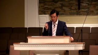 James Kim: The Faith of Moses