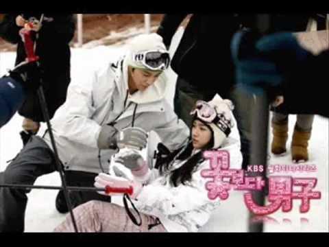 yi jeong and ga eul behind the scenes