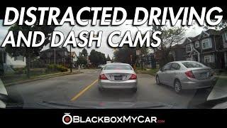 Distracted Driving and Dash Cams - BlackboxMyCar