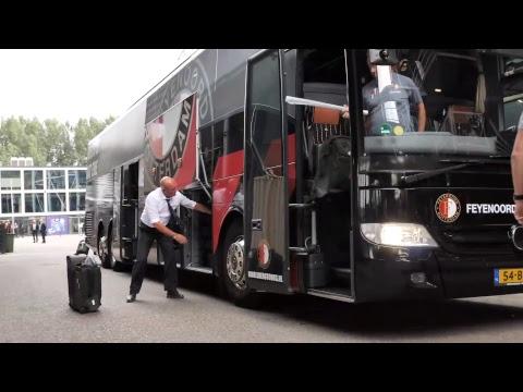 Feyenoord met Vermeer, Malacia en Haps tegen Trencin