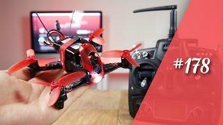 Walkera Rodeo 110 Racecopter // Teil 1/2  // deutsch // in 4K // #178