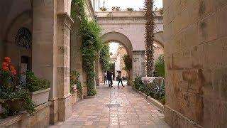 Un 'guía' madrileño en Jerusalén