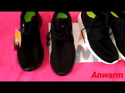 How to Spot Fake Nike Roshe Run Trainers