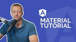 Getting Started with Angular 6 Material (Tutorial)