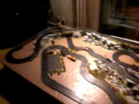 AFX Slot Track / Supra Test