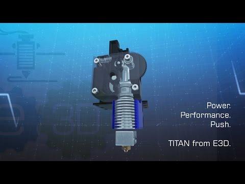 Titan Extruder