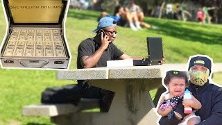 $1,000,000 or SAVE A LIFE, What is worth more? (Greed Social Experiment)