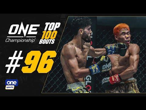 [Sport5]  One Championship Top 100 Fights: Ennahachi vs Petchdam