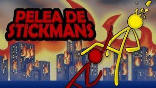 PELEA DE STICKMANS ⭐️ Stick Fight: The Game | iTownGamePlay
